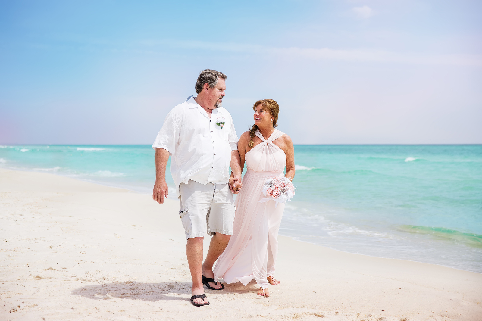 Panama City Beach Wedding, portraits
