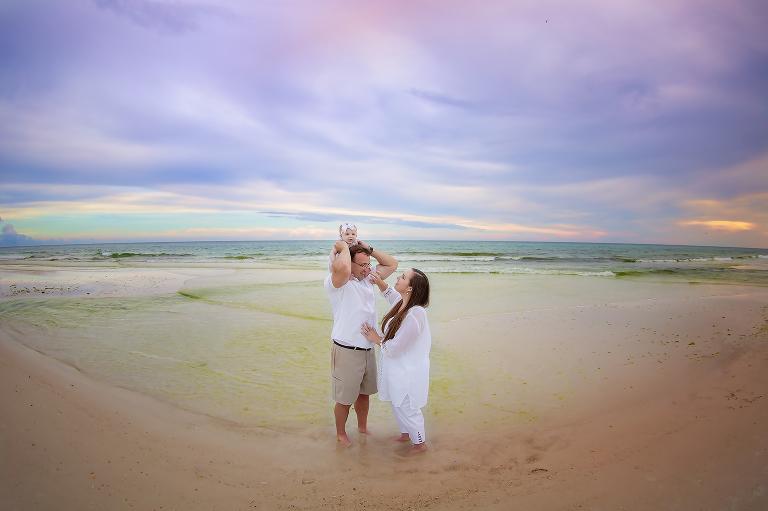 Family Panama City Beach Photos