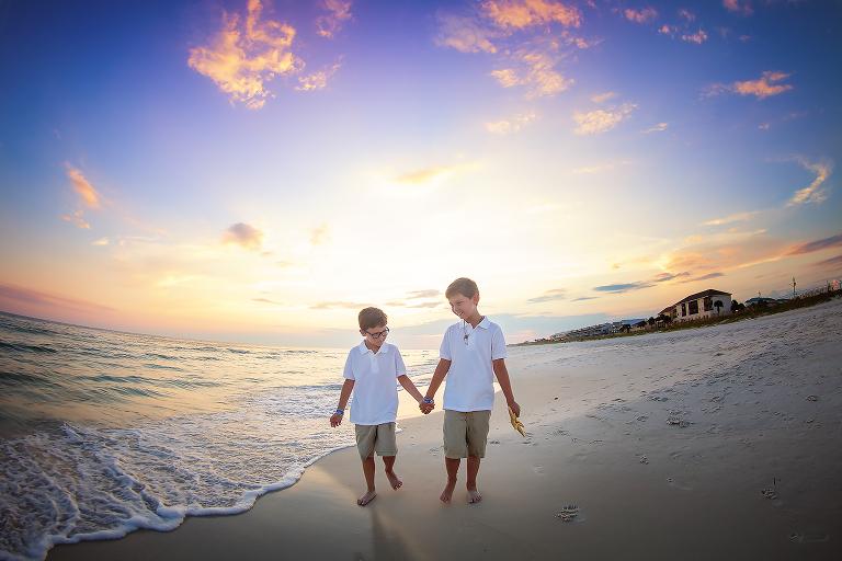 Kids Photo Beach Session