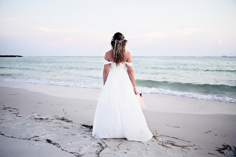 Sara and Doug Beach Wedding
