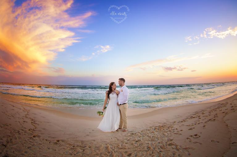 destination wedding Panama City Beach